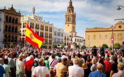 Más de 2000 personas piden 'Toros en Écija' en una gran manifestación