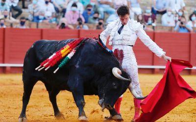 Sevilla: 4ª de San Miguel – Firmeza de Luque y decepción con Santiago Domecq