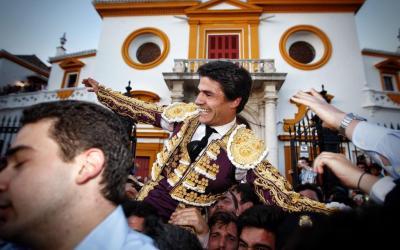 Pablo Aguado, gran triunfador de los premios de la Real Maestranza