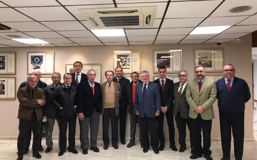Caja Rural premia a Pablo Aguado, Santiago Domecq y a la Real Maestranza