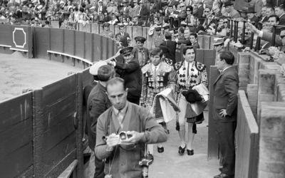 Feria de 1967 (III): El tráfico atrapó a Manuel Benítez