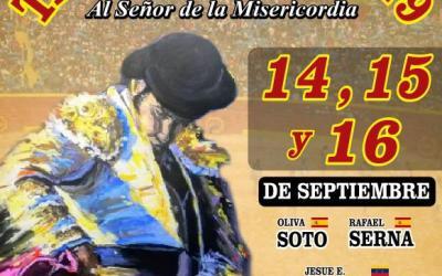 Rafael Serna actuará dos tardes en la feria peruana de Tacabamba