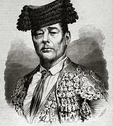 4 de diciembre de 1868: Muere Cúchares en La Habana