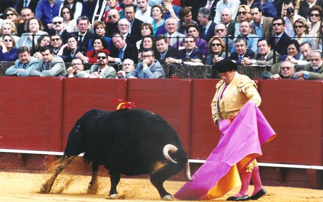 Curro Romero, Hijo Predilecto de Andalucía
