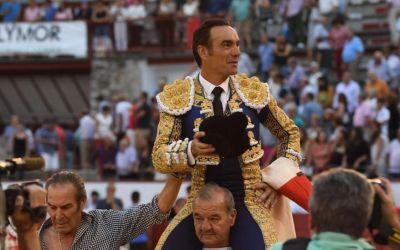 Gran tarde de El Cid en su despedida de Colmenar Viejo