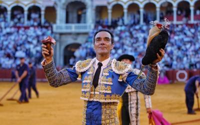 Corrida de toros – Enrique Ponce, El Cid y José María Manzanares hijo