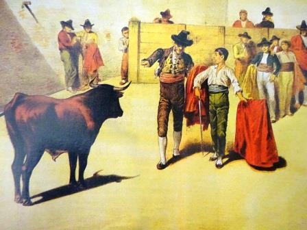 La Escuela Taurina de Sevilla