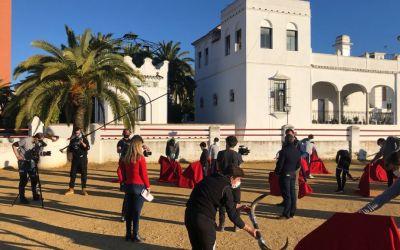 La Escuela Taurina de Sevilla, protagonista en canal Toros de Movistar Plus