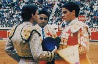 10 de diciembre de 1995: Alternativa en México de José Tomás