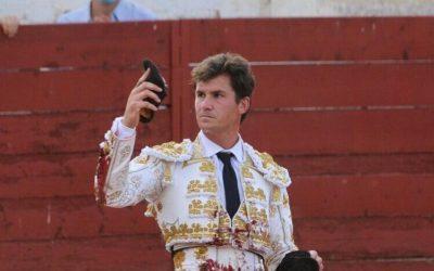 Daniel Luque logra un gran triunfo en Consuegra