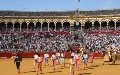 Castella, en la de Miura en una Feria dominada por El Juli, Morante, Manzanares y Roca Rey
