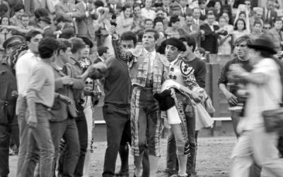La Feria de 1967 (VI): En el sexto toro surgió la tormenta