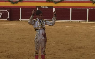 Villacarrillo: Marcos Linares, nueva valor torero para el futuro