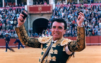 La gran faena de Ortega Cano al toro 'Pantalán' el 29 de abril de 1998