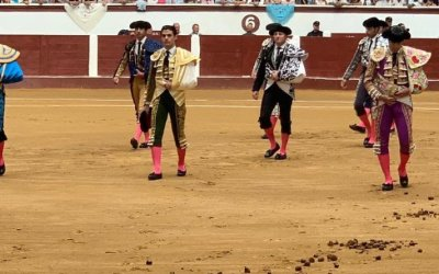 Triunfo de Pablo Aguado en su reaparición en León