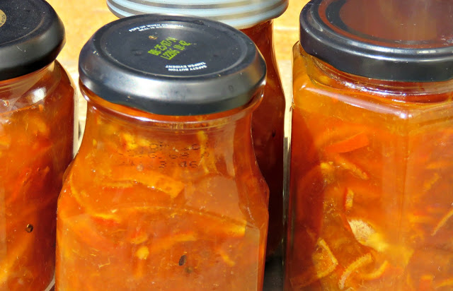 What to do when your marmalade hasn't set…