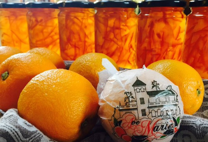 Ave Maria Seville Oranges marmalade by Ian Wright