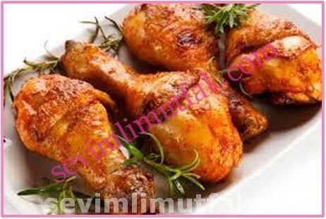 Fırın Poşetinde Tavuk Baget Nasıl Yapılır?