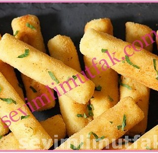 Patates Kroket Nasıl Yapılır?