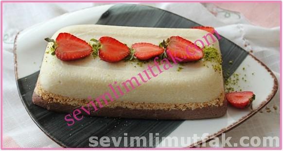Bisküvili Muhallebili Pasta Nasıl Yapılır?