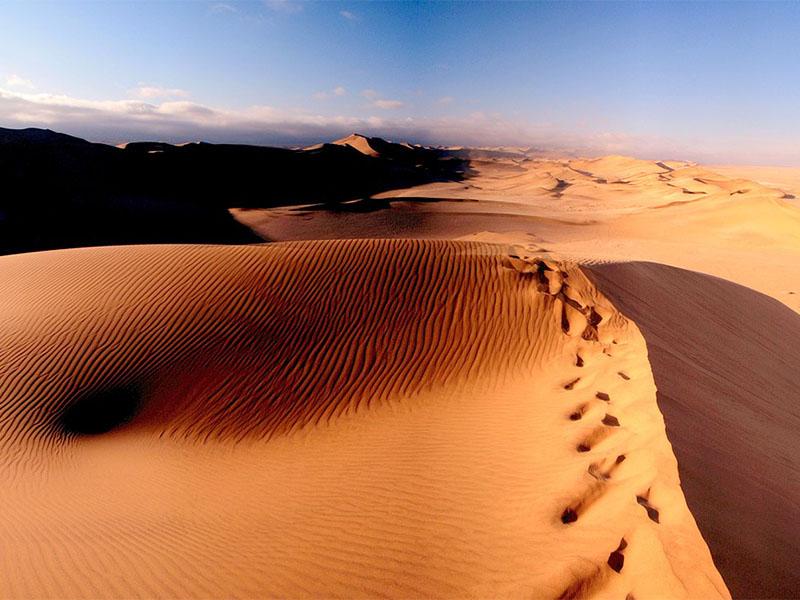 Namíbia um dos 10 destinos diferentes que cabem no seu bolso