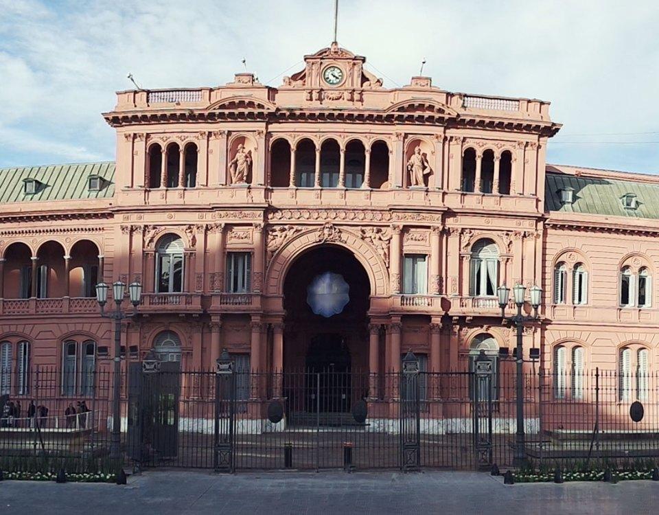Como fazer uma visita guiada na Casa Rosada - Buenos Aires