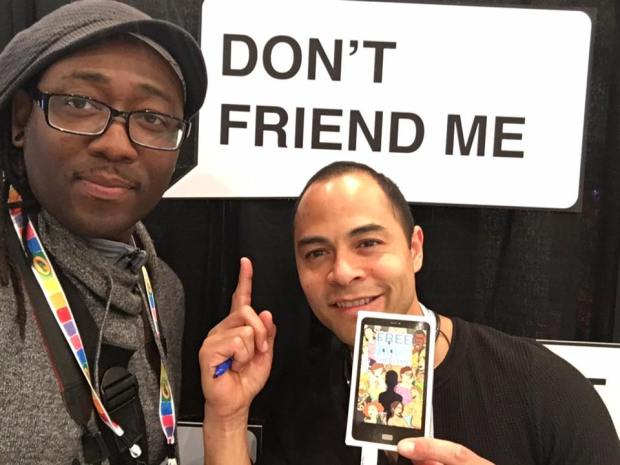 free me the game  with Jose Pablo Cantillo  and Michael Michael