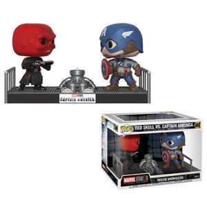 Funko Captain America Red Skull