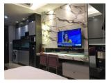 Dijual apartemen Menteng Park-Studio (33m) Lux Fully Furnished