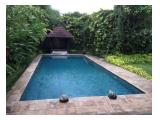 For Rent Nice house with beautiful garden at Jln Pejaten Barat