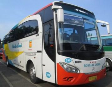 Harga Bus Agen Bus Tiket Bus PO Bus Rosalia