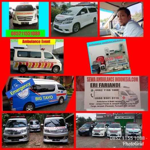 rental ambulance medis