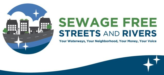 Image result for Getting Sewage Out of Our Rivers Jersey City
