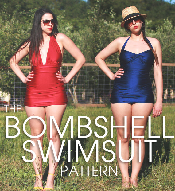 bombshell swimsuit