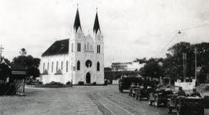 gereja kayutangan malang