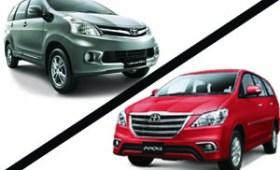 Sewa Mobil Innova avanza Malang