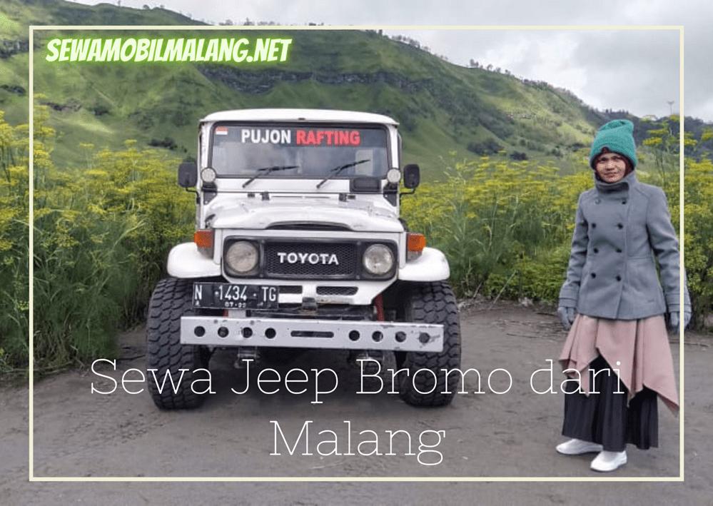 jeep malang ke bromo