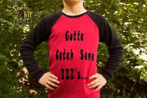 gotta-catch-some-zzzs-shirt