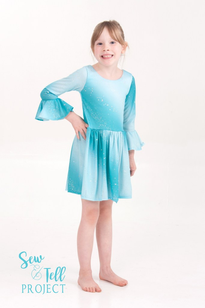SLPCo's Isla's Infinity Tunic and Dress Pattern