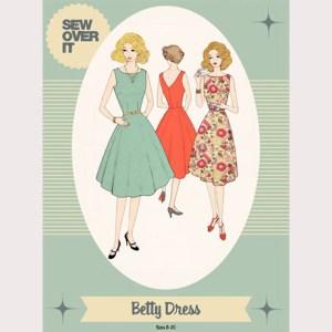 Betty Dress Sewing Pattern