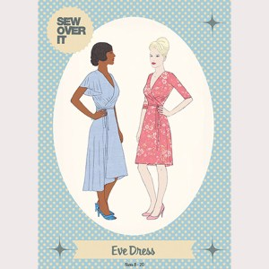 Eve Dress Sewing Pattern