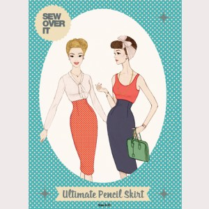 Ultimate Pencil Skirt Sewing Pattern