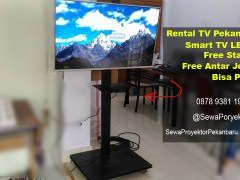 Rental TV Pekanbaru