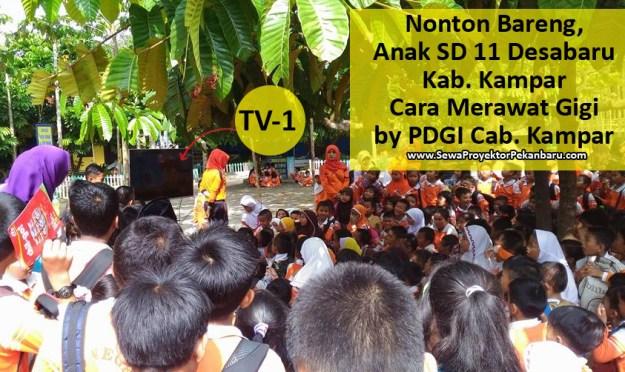 Rental TV Plasma Pekanbaru