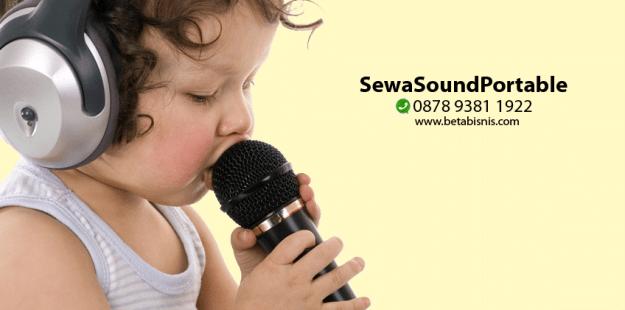 Sewa sound system portable pekanbaru untuk aqiqah pekanbaru