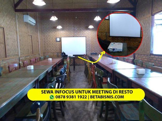 Restoran yang ada Ruang meeting di Pekanbaru