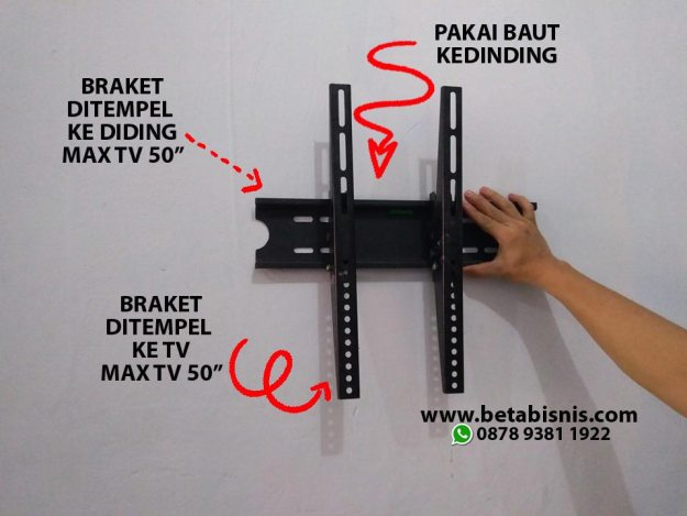 Sewa Braket TV di Pekanbaru