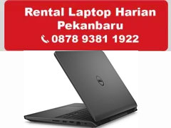 Peminjaman laptop di pekanbaru