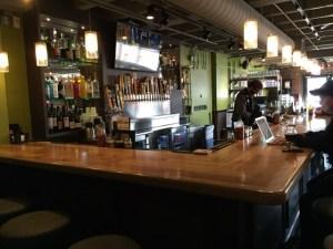 Brand new bar