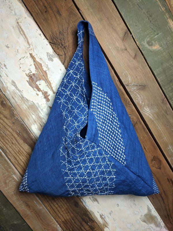 Large Bento Bag handmade